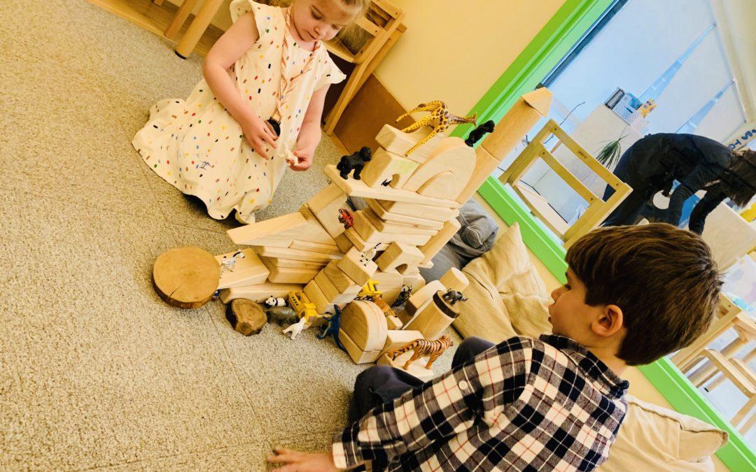 A Montessori-Inspired Place